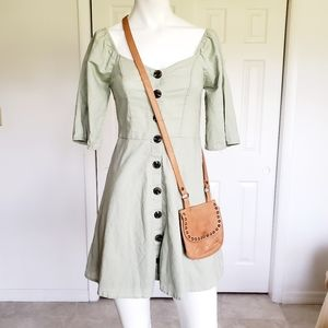 Charlotte Russe Green dress sz. S